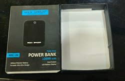 Power Bank Packaging Box With Kappa Board Tray