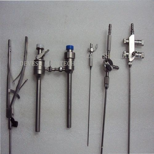Laparoscopy Instrument Set