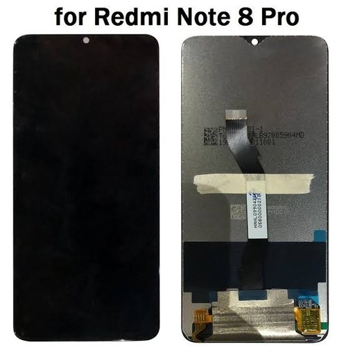 Mobile Display Xiaomi Redmi Note 8 Pro LCD Screen With Touch Screen Combo, Screen Size: 6.53""