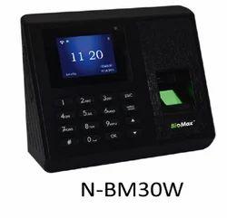 Biomax Fingerprint Time Attendance & Access Control System (N-BM30W)