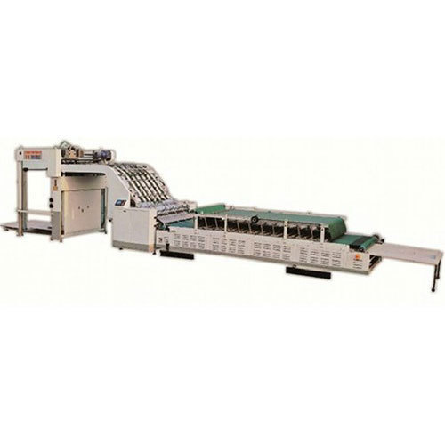 Semi Automatic Flute Lamination Machine, 450 Kw