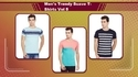 Printed Xxl Mens T Shirt