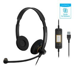Sennheiser SC 60 USB ML Headphone