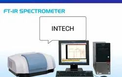 Intech FTIR Spectrometer, Size: 750 x 600 x 250 mm