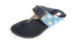 Fashion Slipper Denim