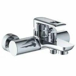 Wall Mounted Brass Verve External Bath Shower Mixer