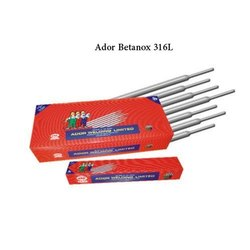 Betanox 316L Plus Low Carbon Stainless Steel Electrode