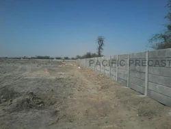 Precast Prefabricated Concrete Compound Wall