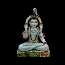 Marble Shanker Ji Statue