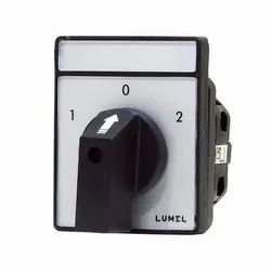 Lumil 40a Rotary Cam Switches, Number Of Switch Positions: 2 to 4