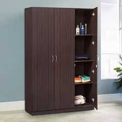 Avadh Interiors Wooden Wardrobe, for Home