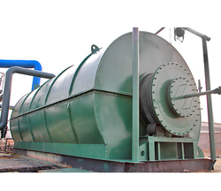 Plastic Pyrolysis Plant at Best Price in India