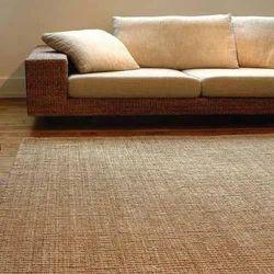 Plain Floor Carpet