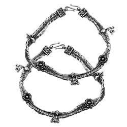 925 Sterling Silver Anklets