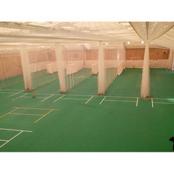 Indoor Cricket Practice Net