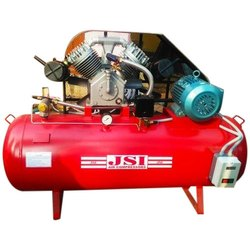 10 HP 500 L Elgi Air Compressor