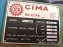 Gear Hobbing CIMA P4 AUR