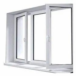 Domal Powder Coated Aluminium Casement Window for Home