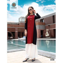 Aradhna XXL , XXXL Ladies Cotton Kurti
