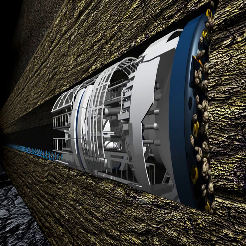 Tunnel Boring Machines - Main Beam Tunnel Boring Machines Manufacturer from Delhi