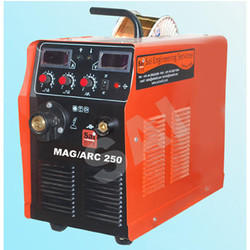 SAI Inverter Type MIG 200 Welding Machine