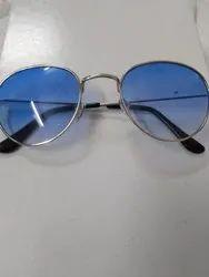Female Panto Blue Sun Googles, Size: 60