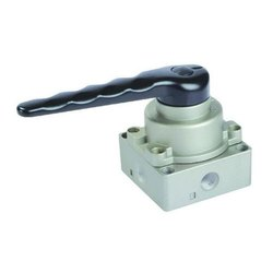 Manually Operated Exel Valve