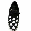 Men Black Canvas Designer Shoes, Size: 6 To 10, Packaging: Box