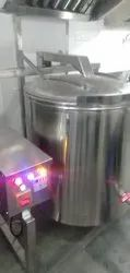 Bulk Cooker Electric Operated 150 Liter
