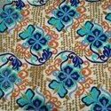 Fancy Flower Embroidered Fabric