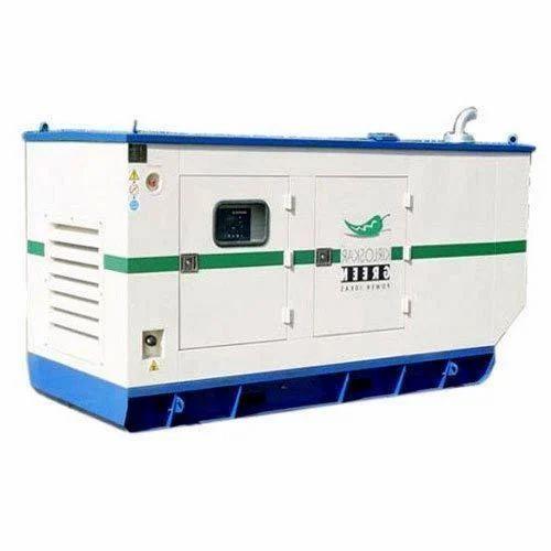 10 Kva Kirloskar Silent Diesel Generator Voltage 440 480 V Rs 245000 Piece Id 11576155830