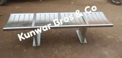 Parking Steel Bench
