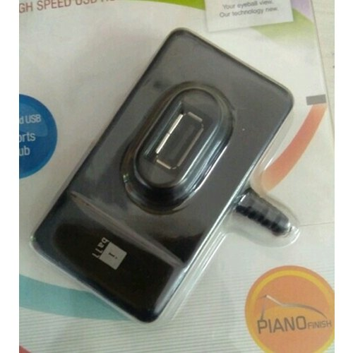 Black I Ball USB Connector, Packaging Type: Blister Pack