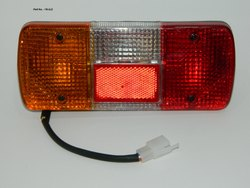 Piaggio Ape Tail Light Assembly Xtra LD