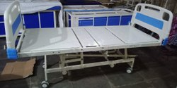 ICCU Bed with Height Adjustment