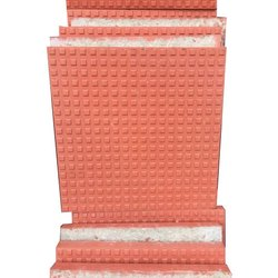 Checkered Concrete Tile