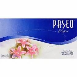 Paseo Facial Tissue Paper