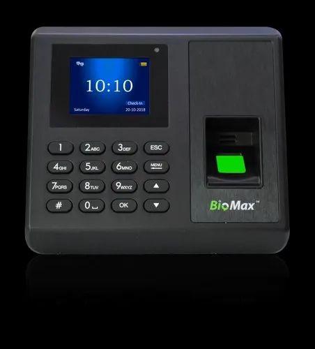 Biomax N-BM30 W Biometrics Attendance system
