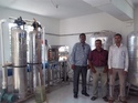 RO Industrial Reverse Osmosis Plant