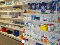 Star Interiors 5 - 7 Feet Pharmacy Racks