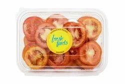 Fresh Tomato cut