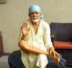 Sai Baba Statue In Shirdi Maharashtra Sai Baba Statue