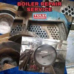 3 Phase Heavy Duty Ibr Steam Boiler Repairing Service, Gujarat