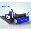 Metal Pipe & Metal Sheet Laser Cutting Machine