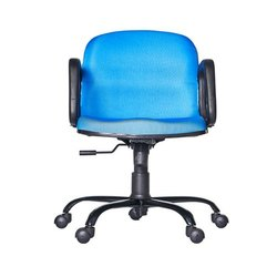 Blue Fonzel 1820115 Ganges Medium Back Fabric Office Chair