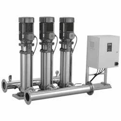 Hydro Pneumatic Cascade Pump