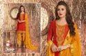 Shangar Vol-7 Designer Patiala Suit