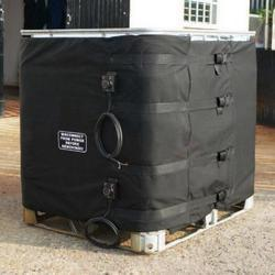 Economyheaters Black IBC Blanket Heater, Capacity: 500-1000 L