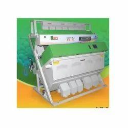 Bi-Chromatic CCD Camera Grain Color Sorter Machine