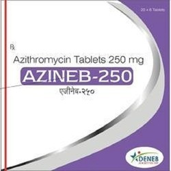 Azithromycin Tablets 250 Mg